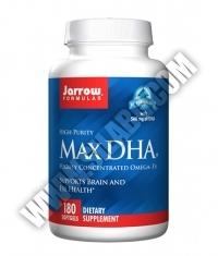 Jarrow Formulas Max DHA® / 180 Soft.