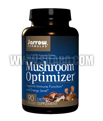 Jarrow Formulas Mushroom Optimizer® / 90 Caps.