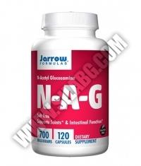 Jarrow Formulas N-A-G 700mg. / 120 Caps.