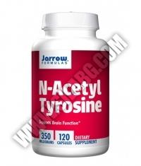 Jarrow Formulas N-Acetyl Tyrosine 350mg. / 120 Caps.