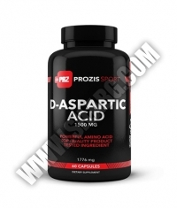 PROZIS D-Aspartic Acid 1500mg / 60 Caps.