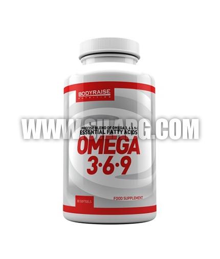 BODYRAISE NUTRITION OMEGA 3-6-9 / 80 soft.