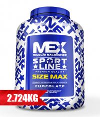 MEX Size Max 6lbs.