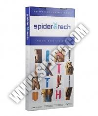 SPIDERTECH PRE-CUT SHOULDER CLINIC PACK [10 PCS] LEFT (GENTLE)