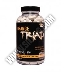 CONTROLLED LABS Orange Triad 270 Tabs.
