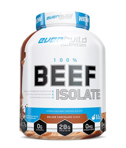 EVERBUILD Ultra Premium 100% Beef Isolate 0.907