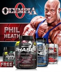 PROMO STACK MR. Olympia - Phil Heath
