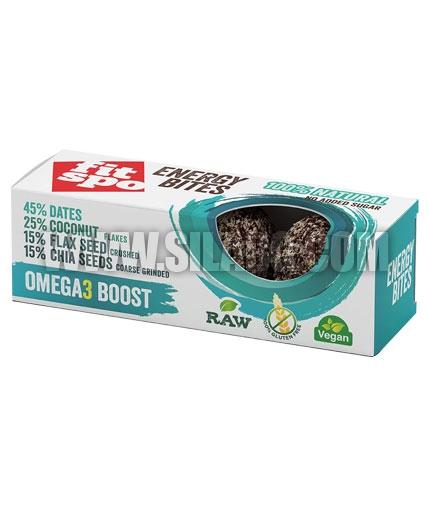 FIT SPO Energy Bites / Omega3 Boost