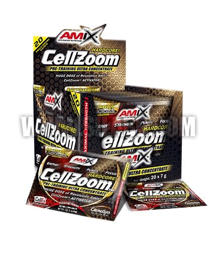 AMIX CellZoom Sachets / 20pieces