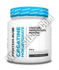 PROTEIN.BUZZ Creatine Monohydrate / 500g.