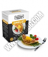 BIOTECH USA Protein Gusto Omelet Cheddar Cheese / 12 Serv.