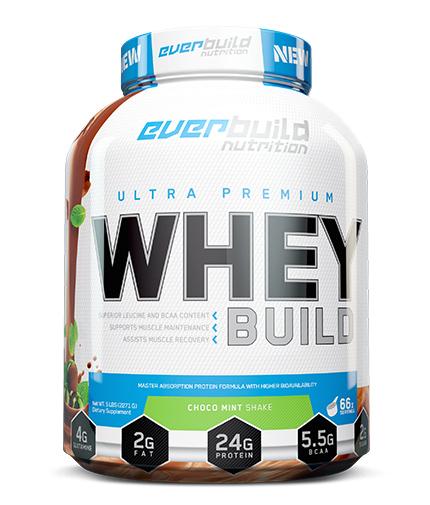 EVERBUILD Ultra Premium Whey Build