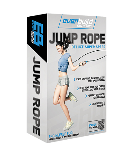 EVERBUILD Deluxe Jump Rope