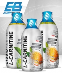 PROMO STACK Everbuild Liquid L-carnitine Stack