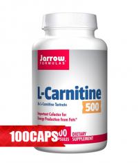 Jarrow Formulas L-Carnitine 500 / 100 Caps.