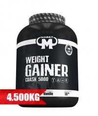 MAMMUT Weight Gainer Crash 5000