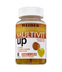 WEIDER Multivit UP / 80 gummies