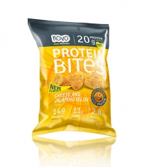 NOVO NUTRITION Protein Chips Lite / CHEESE & JALAPENO