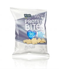 NOVO NUTRITION Protein Chips Lite / SEA SALT & BLACK PEPPER