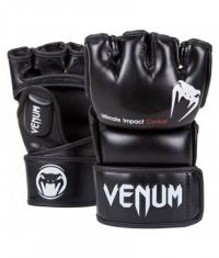 VENUM Impact MMA Gloves Skintex Leather / Black
