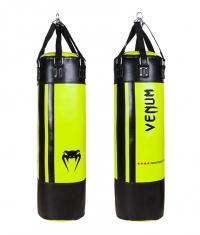 VENUM Hurricane Punching Bag / 170 cm / Yellow / Filled