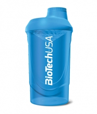 BIOTECH USA Shaker Wave /Blue/ 600ml.