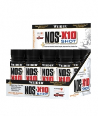 WEIDER Nos X-10 Shot / 12 x 60ml.