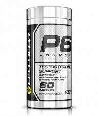 CELLUCOR P6 Chrome / 60 Caps.
