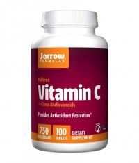 Jarrow Formulas Vitamin C (Buffered) 750mg. / 100 Tabs.