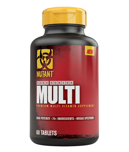 MUTANT Multi Vitamin Supplement / 60tabs