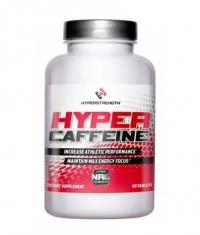 HYPERSTRENGTH Hyper Caffeine / 60 Tabs.
