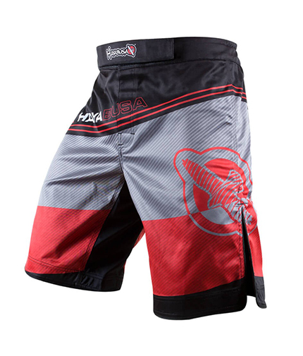 HAYABUSA FIGHTWEAR Kyoudo Prime Shorts / Red