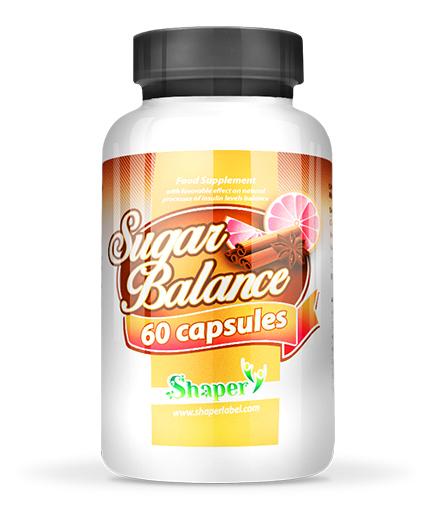 SHAPER Sugar Balance / 60caps.