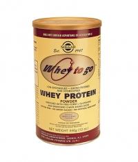SOLGAR Whey To Go Protein Powder