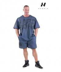 NEBBIA 302 Hardcore Shorts / Grey