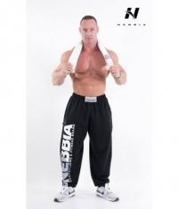 NEBBIA 310 Sweatpants / Black