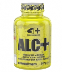 4+ NUTRITION ALC + / 100 Tabs