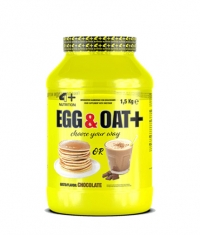 4+ NUTRITION Egg & Oat +