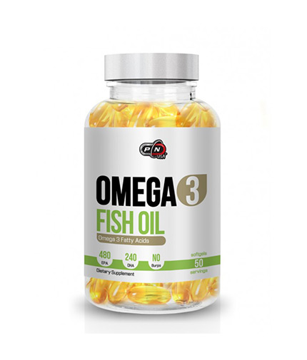 PURE NUTRITION Omega 3 / 50 Soft.