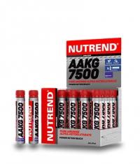 NUTREND AAKG 7500 / 20x25ml
