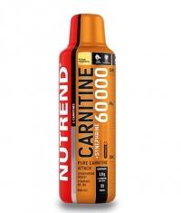 NUTREND Carnitine 60000 with Synephrine / 500ml.