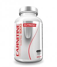 NUTREND Carnitine 1000 / 120 Caps.