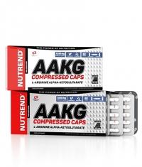 NUTREND AAKG Compressed Caps / 120 Caps.