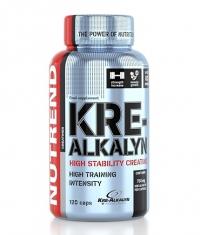 NUTREND Kre-Alkalyn / 120 Caps.