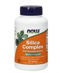NOW Silica Complex 500mg. / 90 Tabs.