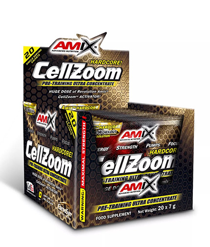 AMIX CellZoom Sachets / 20pieces