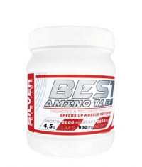 SILVER NUTRITION Best Amino Tabs / 320 Tabs.