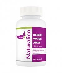 NATURALICO Herbal Water Away / 60 Caps