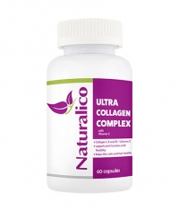 NATURALICO Ultra Collagen Complex / 60 Caps