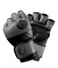 HAYABUSA FIGHTWEAR Tokushu® Regenesis 4oz MMA / Black/Grey